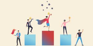 Employee Behaviour with Gamification