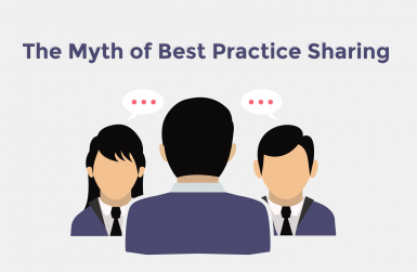 The Myth of Best Practice Sharing 2